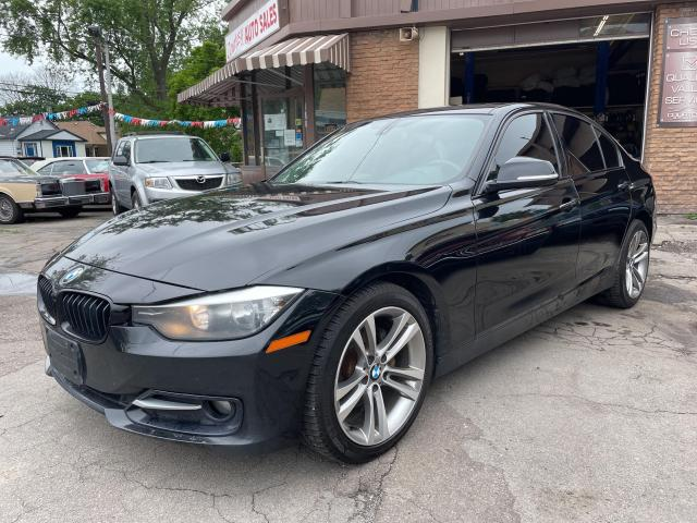 2014 BMW 3 Series 4dr Sdn 320i xDrive AWD SPORT PKG FULLY APPOINTED