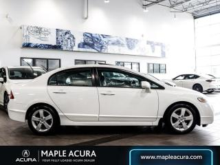 Used 2011 Honda Civic SE 4 DOOR, Safety included W/ Warranty for sale in Maple, ON