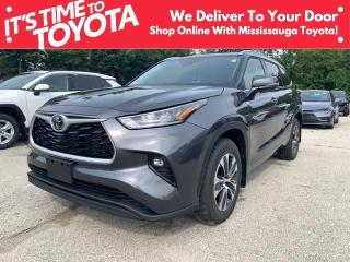 New 2021 Toyota Highlander XLE AWD 6CYL AUTO XLE AWD APX 00 for sale in Mississauga, ON