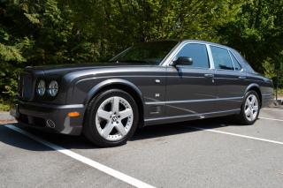 Used 2007 Bentley Arnage T Sedan for sale in Vancouver, BC