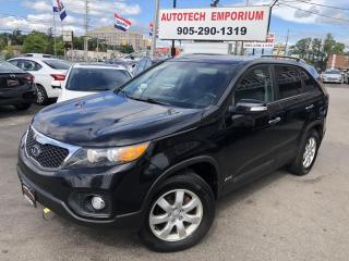 Used 2013 Kia Sorento LX V6 4WD All Power for sale in Mississauga, ON