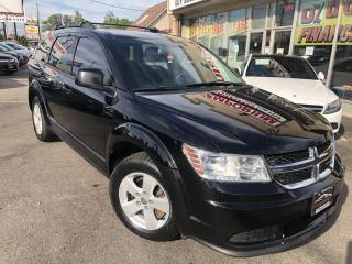 Used 2015 Dodge Journey 7-Passenger Rear Air/AC/Push Start/Alloys for sale in Mississauga, ON