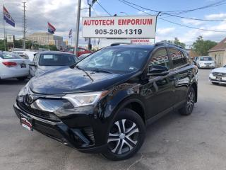 Used 2017 Toyota RAV4 LE AWD Camera/Bluetooth/Heated Seats&ABS* for sale in Mississauga, ON
