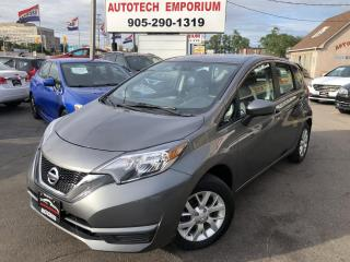 Used 2017 Nissan Versa Note SV Camera/Alloys/Heated Seats&GPS* for sale in Mississauga, ON