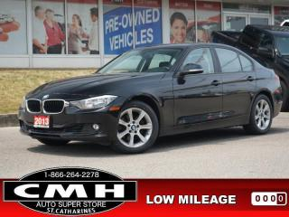 Used 2013 BMW 3 Series 328i xDrive  ROOF LEATH HTD-S/W 17-AL for sale in St. Catharines, ON