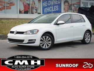 Used 2016 Volkswagen Golf Highline for sale in St. Catharines, ON
