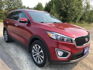 Used 2017 Kia Sorento LX  Heated Seats Low Km for sale in Timmins, ON