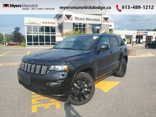 New 2021 Jeep Grand Cherokee Altitude  - Leather Seats - $295 B/W for sale in Ottawa, ON