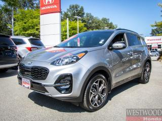 Used 2021 Kia Sportage SX for sale in Port Moody, BC