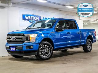 Used 2020 Ford F-150 XLT+4X4+CAMERA+TRAILER TOW PACKAGE+FOG LAMPS for sale in Toronto, ON