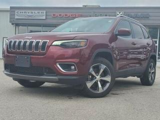 Used 2019 Jeep Cherokee PANO ROOF   TRAILER TOW   NAVIGATION for sale in Listowel, ON