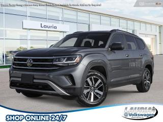 New 2021 Volkswagen Atlas 3.6 FSI Comfortline 4Motion AWD - Free Snow Tires for sale in PORT HOPE, ON