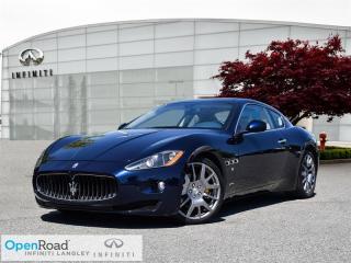 Used 2010 Maserati GranTurismo 4.2 for sale in Langley, BC