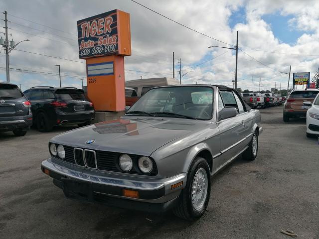 1988 BMW 3 Series 325iC*MANUAL*CONVERTIBLE*ORIGINAL*CERTIFIED