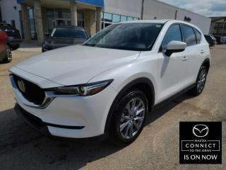 New 2021 Mazda CX-5 GT - Head-up Display -  Navigation for sale in Steinbach, MB