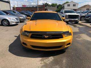 Used 2012 Ford Mustang **LOW MILEAGE** for sale in Hamilton, ON