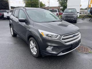 Used 2018 Ford Escape SEL for sale in Cornwall, ON