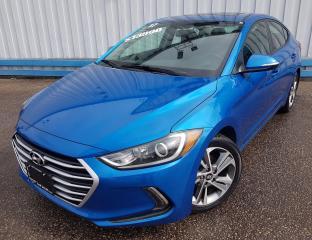 Used 2017 Hyundai Elantra GLS *SUNROOF* for sale in Kitchener, ON