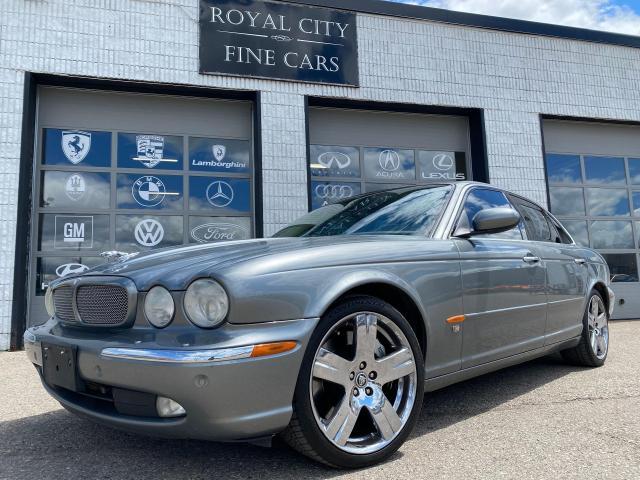 2005 Jaguar XJ XJR SUPERCHARGED/ CLEAN CARFAX/ CERTIFIED