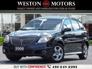 Used 2008 Pontiac Vibe 1.8L*POWER GROUP*UNBELIEVABLE SHAPE!!*CERTIFIED!!* for sale in Toronto, ON