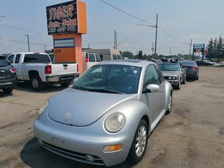 Used 2005 Volkswagen New Beetle TDI**MANUAL**DIESEL**ONLY 191KMS**AS IS SPECIAL for sale in London, ON