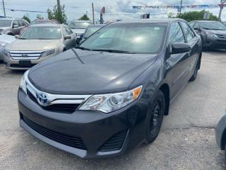Used 2013 Toyota Camry HYBRID LE for sale in Gloucester, ON
