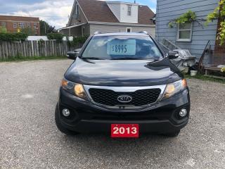 Used 2013 Kia Sorento LX for sale in Hamilton, ON