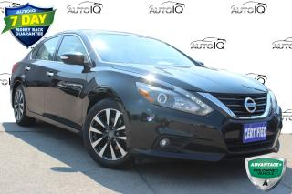 Used 2017 Nissan Altima 2.5 SL NAVIGATION SUNROOF LEATHER for sale in Hamilton, ON