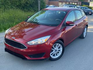 Used 2015 Ford Focus SE for sale in Brampton, ON