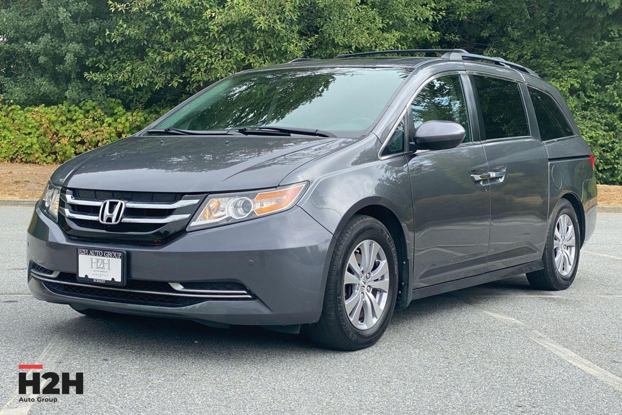 2015 Honda Odyssey EX-L Photo1