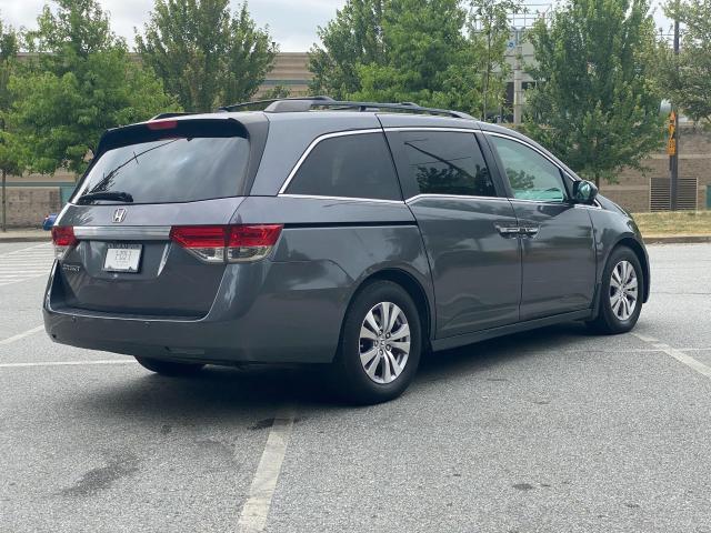 2015 Honda Odyssey EX-L Photo8