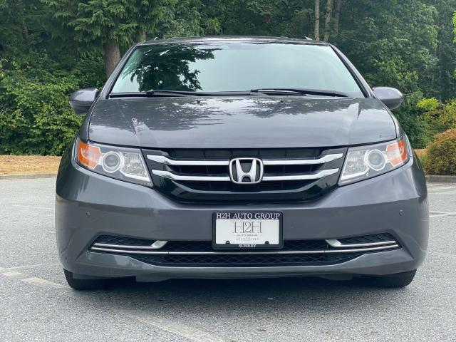 2015 Honda Odyssey EX-L Photo9