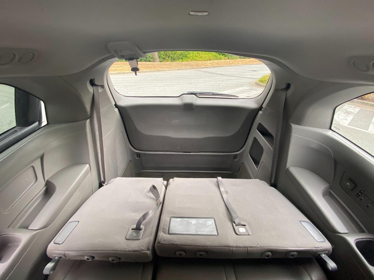 2015 Honda Odyssey EX-L Photo16