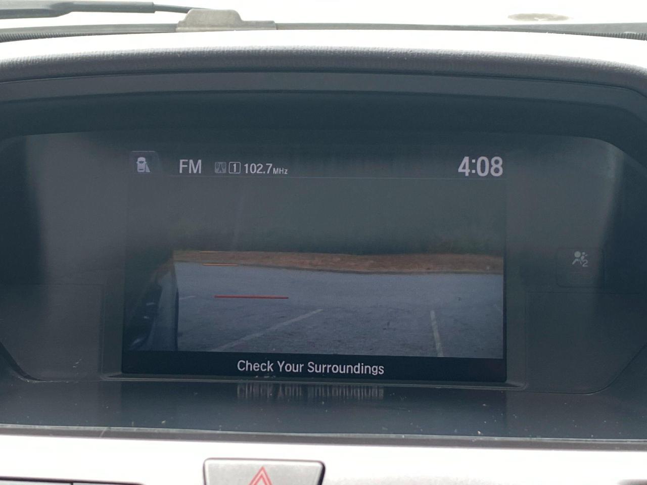 2015 Honda Odyssey EX-L Photo29