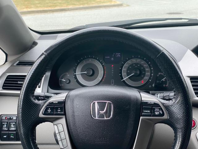 2015 Honda Odyssey EX-L Photo18
