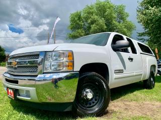 Used 2012 Chevrolet Silverado 1500 LS Cheyenne Edition for sale in Guelph, ON