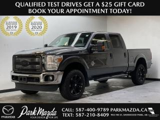 Used 2016 Ford F-350 Super Duty SRW XLT FX4 for sale in Sherwood Park, AB