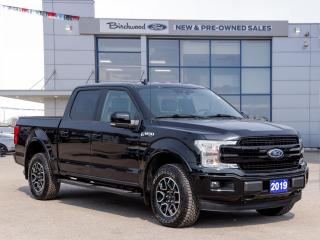 Used 2019 Ford F-150 LARIAT 502A | SPORT | NAV | BLIS for sale in Winnipeg, MB