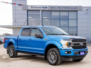 Used 2019 Ford F-150 XLT 302A | SPORT | NAV | 3.5L | 1 OWNER for sale in Winnipeg, MB