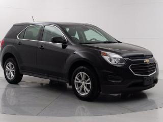 Used 2017 Chevrolet Equinox LS | AWD | Power Group | Cruise Control | Bluetooth | Cloth Interior | for sale in Winnipeg, MB