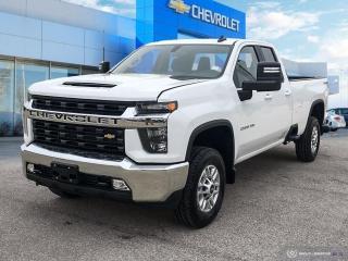 New 2021 Chevrolet Silverado 2500 HD LT #1 GM store in Manitoba! for sale in Winnipeg, MB