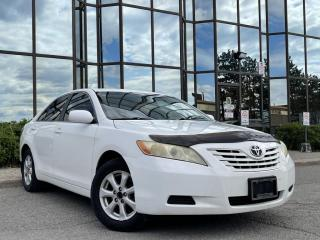 Used 2007 Toyota Camry AUTO|PREMIUM MUSIC SYSTEM|ALLOYS|CRUISE CONTROL for sale in Brampton, ON