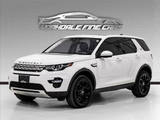 Used 2018 Land Rover Discovery Sport HSE AWD Panoramic, Heated Seats, Loaded for sale in Concord, ON