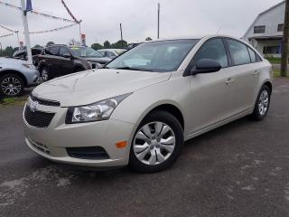 Used 2014 Chevrolet Cruze LS Auto for sale in Dunnville, ON