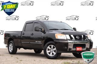 Used 2013 Nissan Titan ACCIDENT FREE | 5.6L V8 | SV | LWB for sale in Kitchener, ON