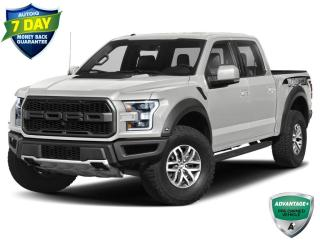 Used 2019 Ford F-150 Raptor | CLEAN CARFAX | ONE OWNER | MOONROOF | TAILGATE STEP | for sale in Barrie, ON