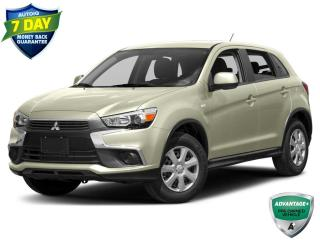 Used 2017 Mitsubishi RVR | CLEAN CARFAX | ALLOYS | KEYLESS ENTRY | for sale in Barrie, ON