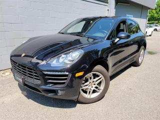 Used 2017 Porsche Macan All Wheel Drive for sale in Richmond, BC