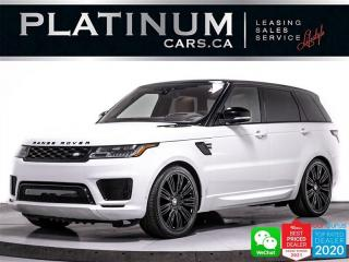 Used 2018 Land Rover Range Rover Sport SUPERCHARGED DYNAMIC 510HP, V8, NAV, HEATED, CAM for sale in Toronto, ON
