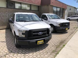 Used 2016 Ford F-150 XL V6 3.5 2WD Regular Cab Work Truck for sale in Hamilton, ON